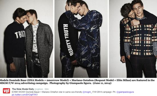 Same-sex-models