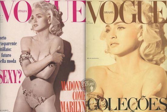 11 Vogue Italia 2 91 Brasil Vogue 1991