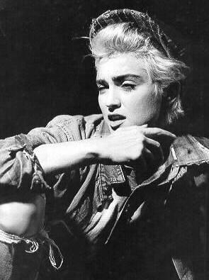 Madonna-outtake