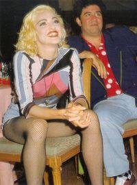 Madonna-Almodovar