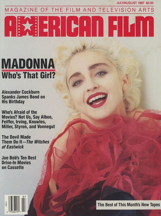 87 American Film July August 87