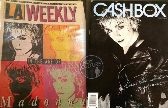 Madonna cashbox