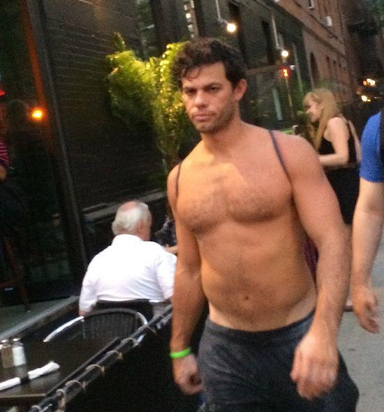 Shirtless-stud