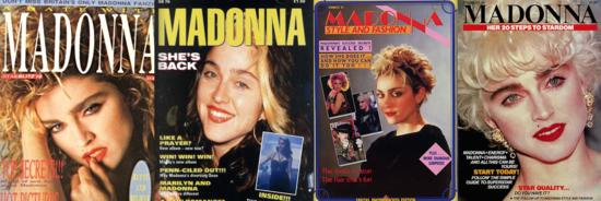 Starblitz-Madonna