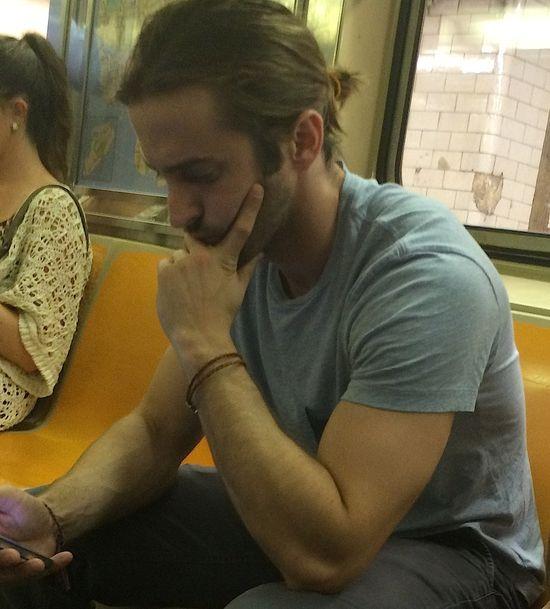 Subway-hottie
