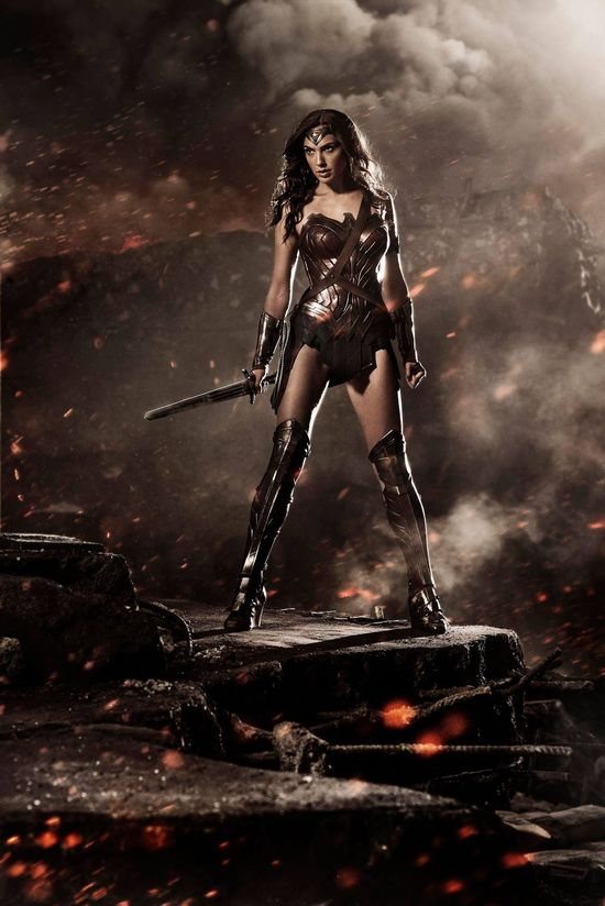 Gal-Gadot-Wonder Woman