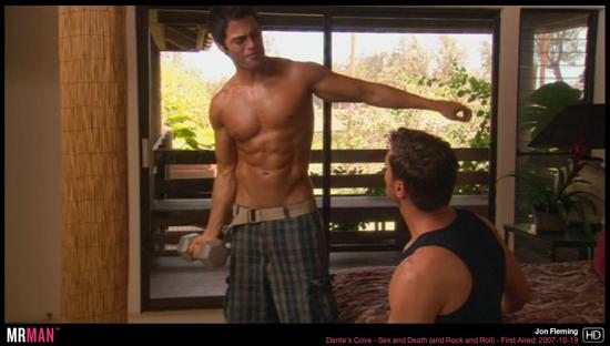 Hot-nude-Dantes-Cove-shirtless