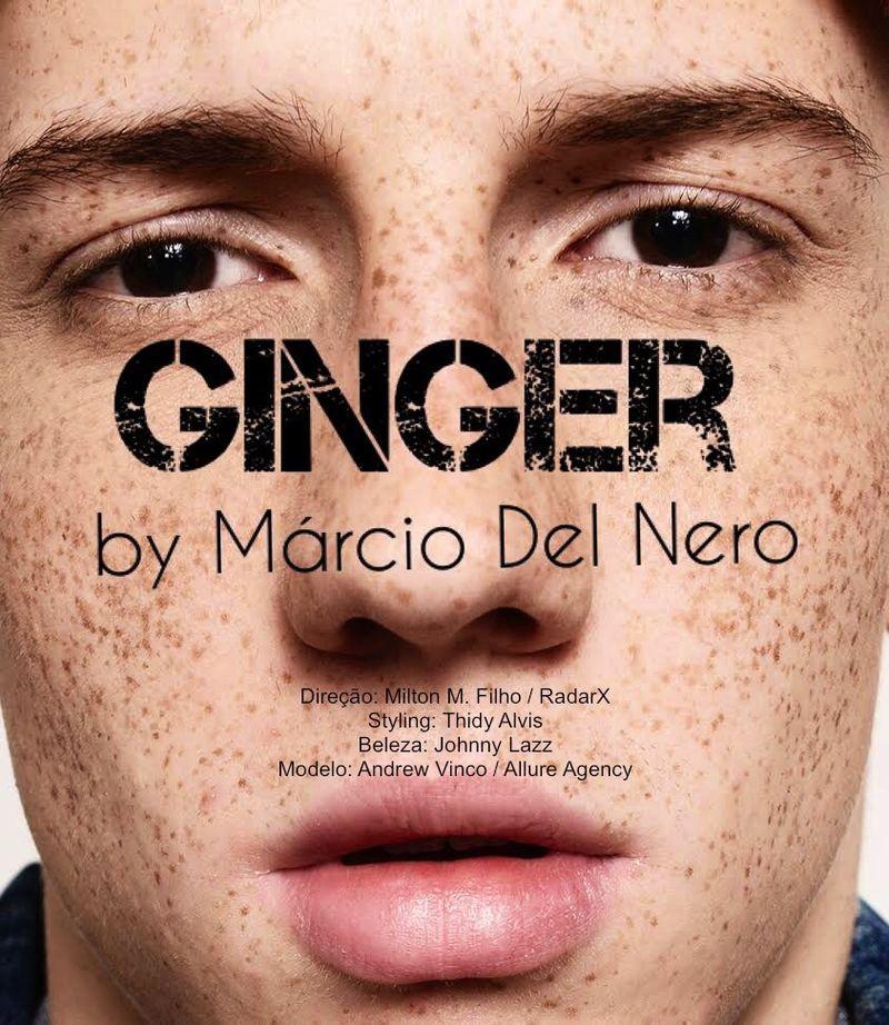 Ginger by Marcio Del Nero 01