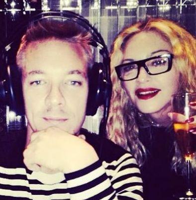 Madonna-Diplo