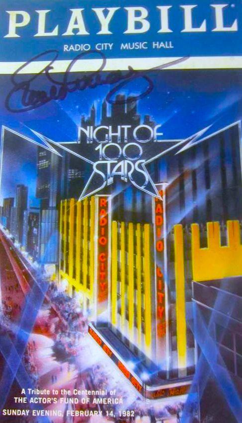 100 - stars - Playbill