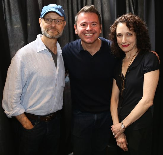 Matthew Rettenmund David Hyde Pierce Bebe Neuwirth