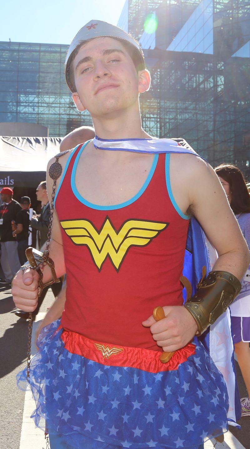 Gender-Comic-Con