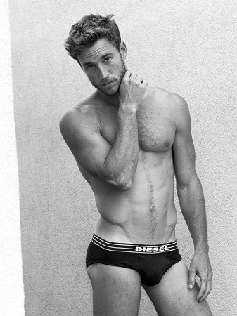 Diesel-underwear-model