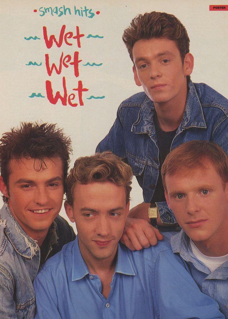Wet-Wet-Wet