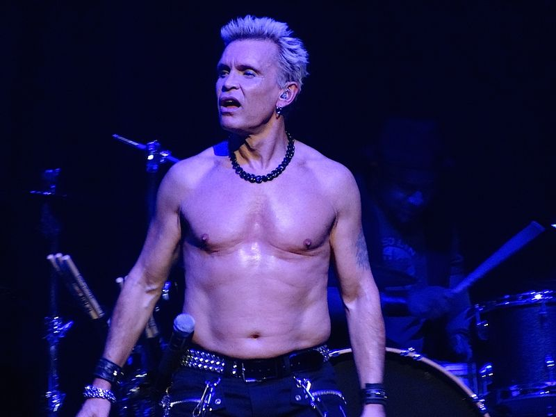 from Braylen billy idol gay