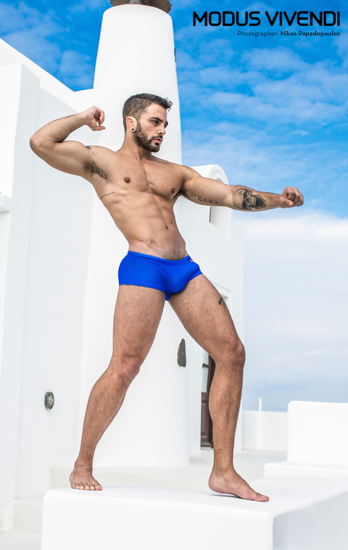 Modus Vivendi swimwear - classic line brazil cut 02