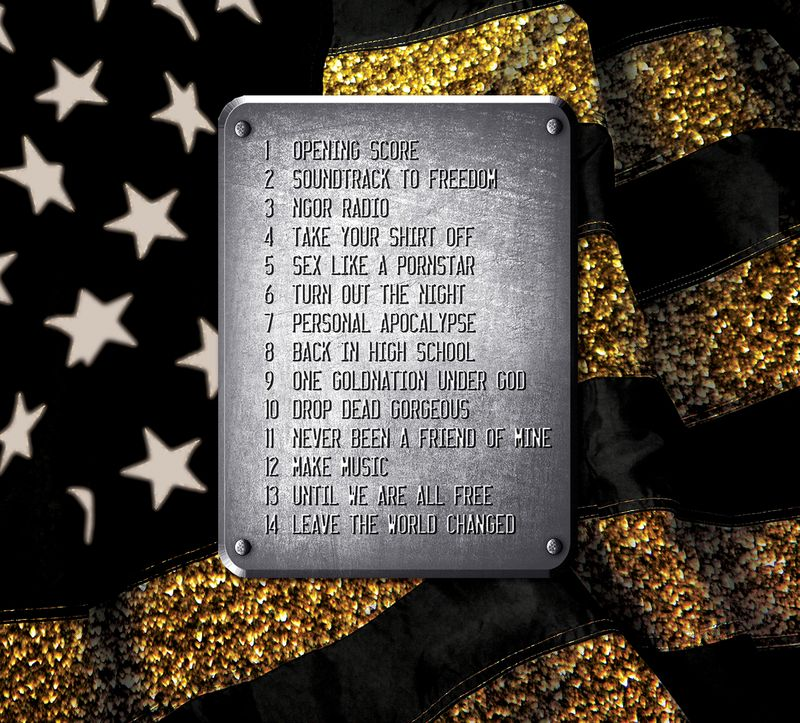 Gold Nation_Soundtrack To Freedom_Back Cover