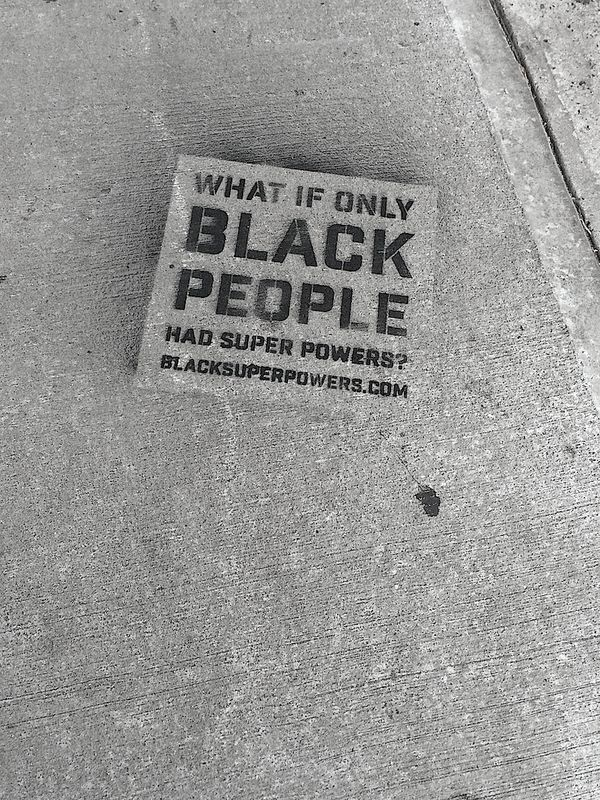 Sign-black-people