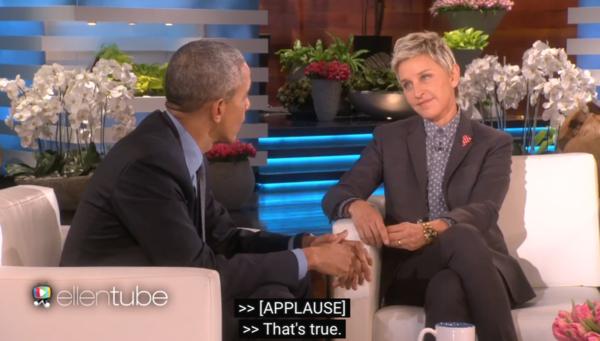 EllenDeGeneres-Barackobama