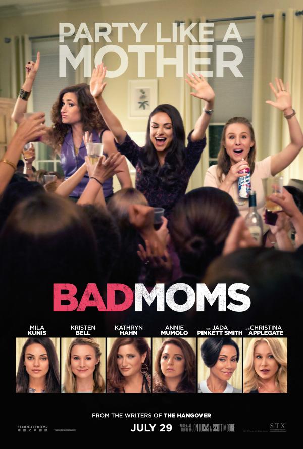 BAD MOMS final poster