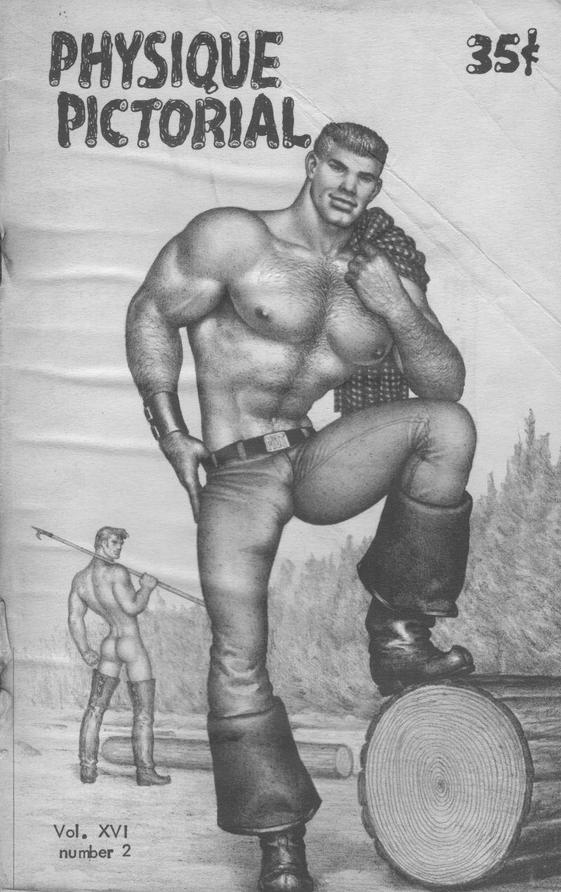 Tom of Finland Physique Pictorial