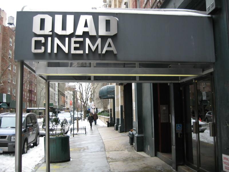 Quad Cinema Image 2007 by Matthew Rettenmund
