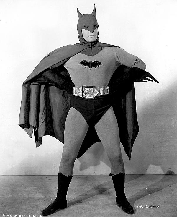 Batman Columbia LewisGWilson