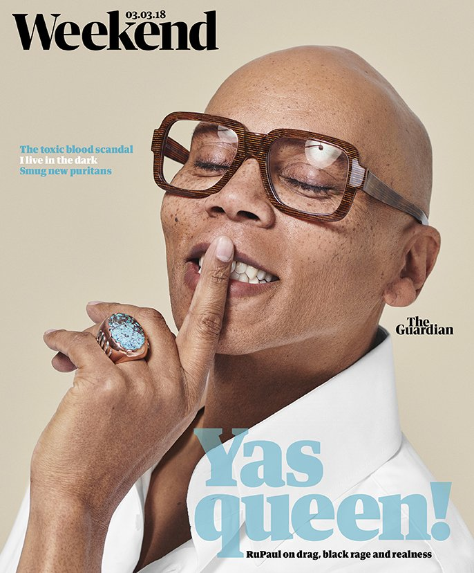 RuPaul-Guardian-Weekend