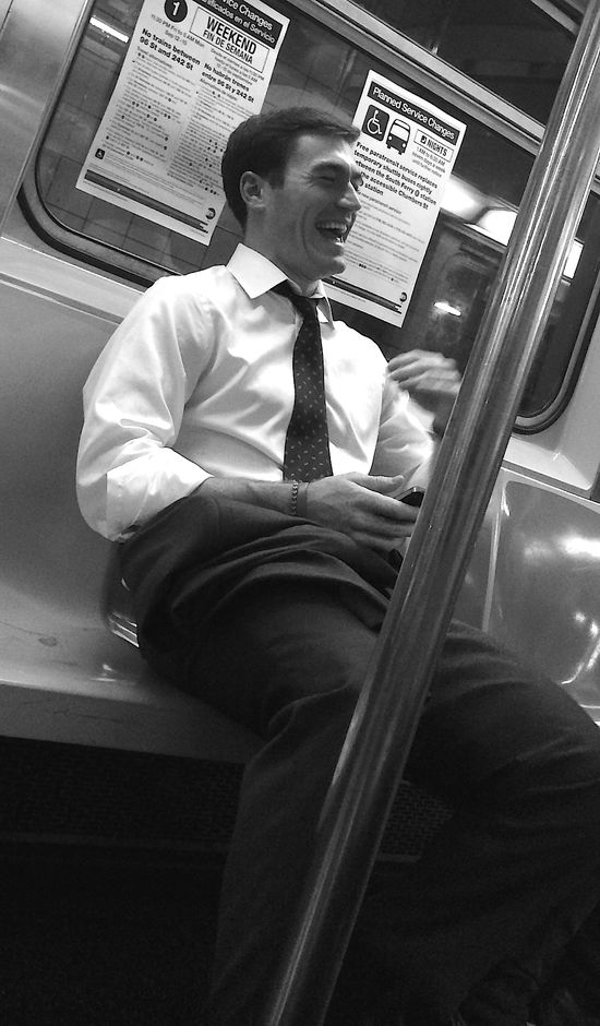 Hot-businessman-on-subway