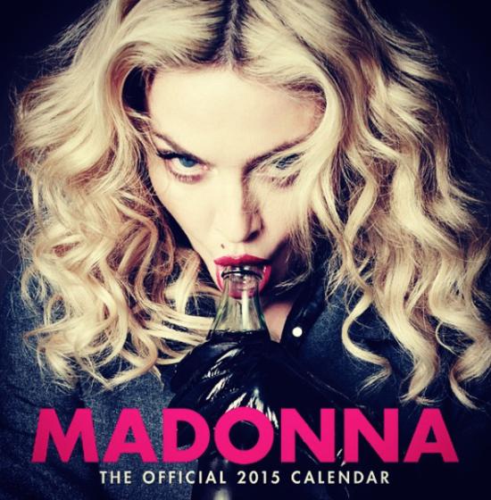 Madonna-calendar