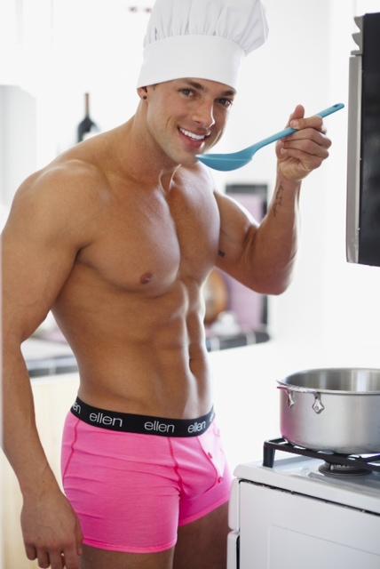 Pink-underwear