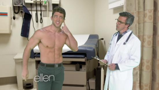 Nick-the-Gardener-Billy-Reilich-Ellen-shirtless
