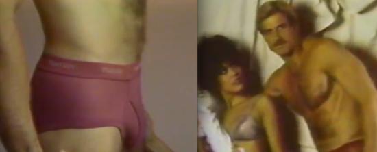Underwear-model