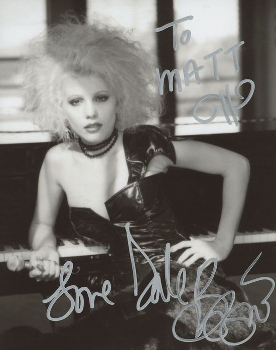 Someone Dale bozzio hustler pictorial your sexual