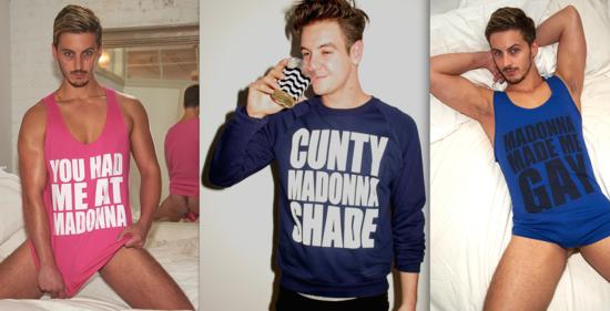 Madonna-T-shirt