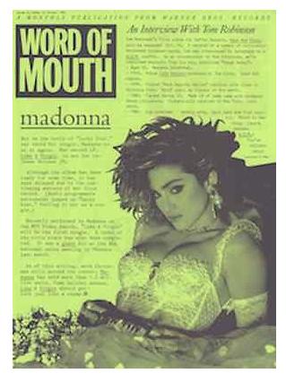 Madonna-October-1984