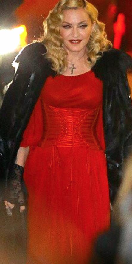 Madonna Italy