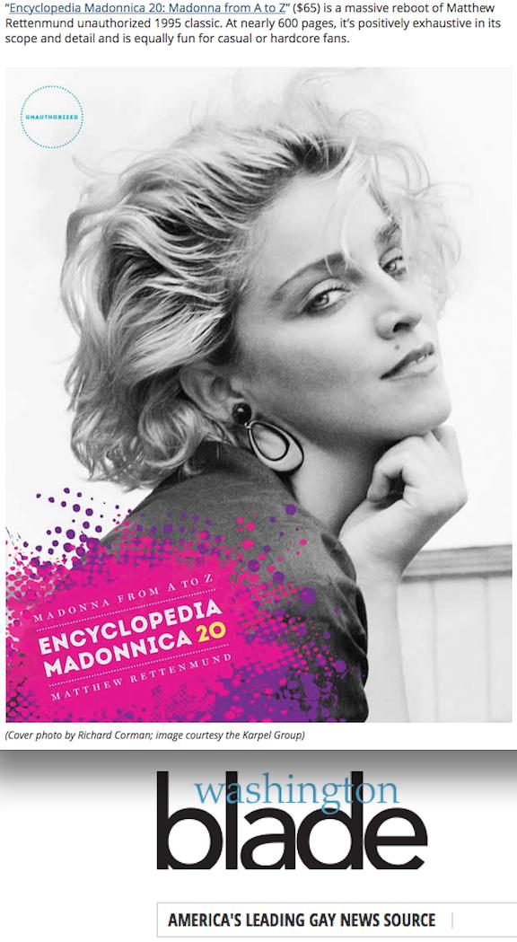 Washington-Blade-Encyclopedia-Madonnica
