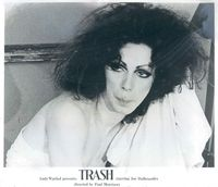 Holly Woodlawn Trash