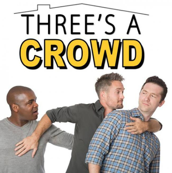 Threes a crowd logo photo