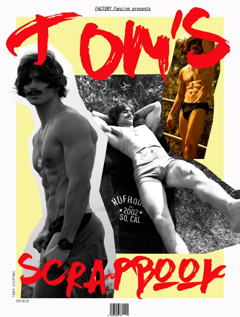 TOMSSCRAPBOOK-supplement-COVER-FACTORYFanzine