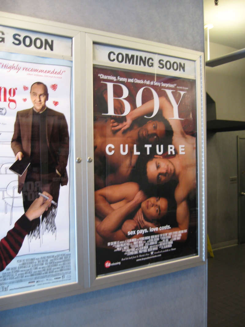 Boy Culture movie