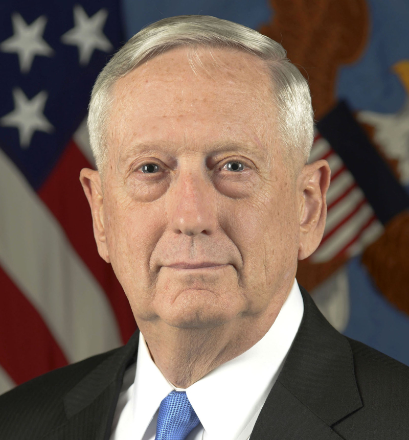 James_Mattis_official_photo