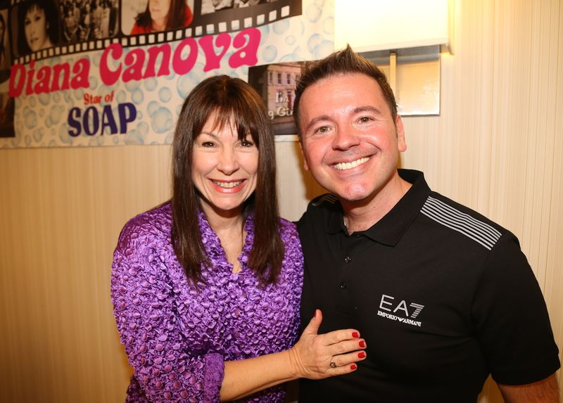 Diana Canova Matthew Rettenmund Actress who became known as corinne tate on the soap opera parody soap with billy crystal. diana canova matthew rettenmund