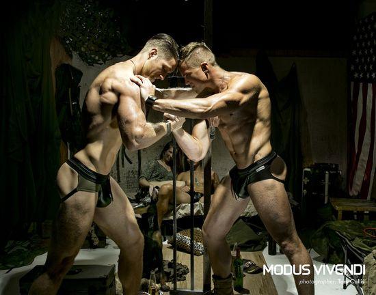 Modus Vivendi Military line - Tom Cullis 09