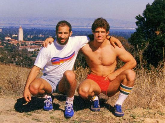 Dave and Mark Schultz