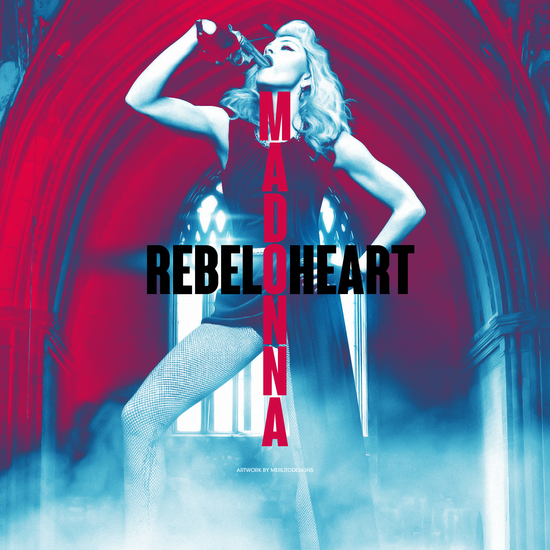 Rebel Heart by Merlito