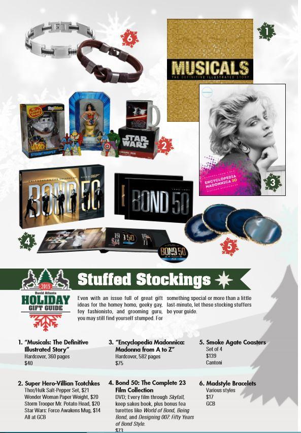 David Atlanta Gift Guide