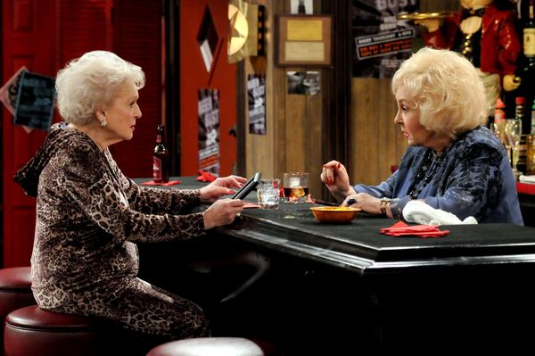 Elka and Lydia catch up