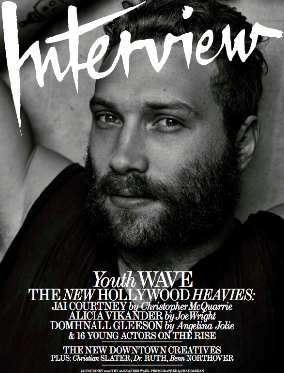 Jai-Courtney-Interview-Magazine-June-July-2015-Cover